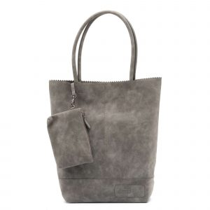 Zebra natural bag kartel grey - wonen & lifestyle