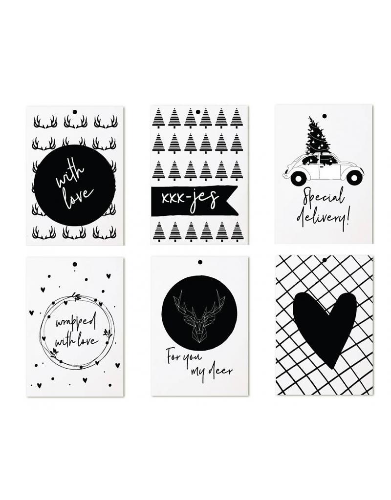 Kerst cadeaulabels van Zoedt -wonen en lifestyle webshop no28wonen