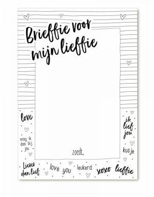 Notitieboekje van Zoedt -wonen en lifestyle webshop no28wonen
