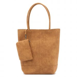 Zebra natural bag kartel camel - wonen & lifestyle