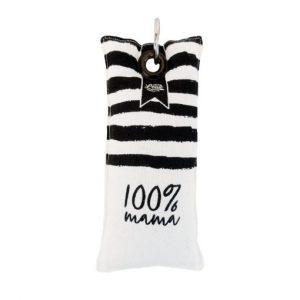 100% leuk sleutelhanger mama