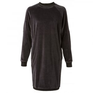 Fluwelen sweaterjurk jurk fluweel yaya