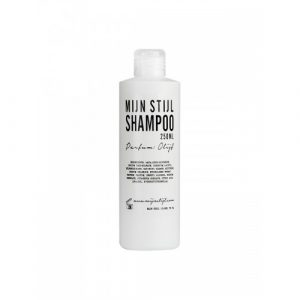 fles shampoo mijn stijl olijf No28wonen webshop