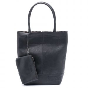 Zebra natural bag kartel paradox black - wonen & lifestyle