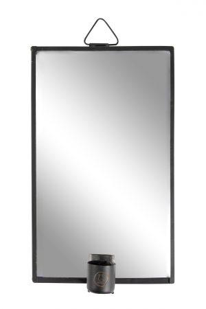 zusss spiegel met kaarsen standaard