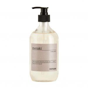 Bodywash van Meraki -wonen en lifestyle webshop no28wonen