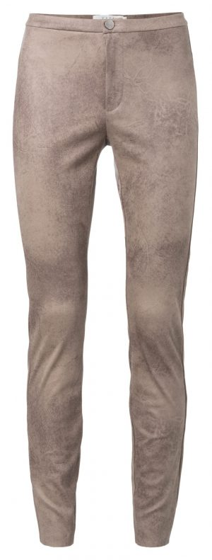faux lether legging Yaya beige