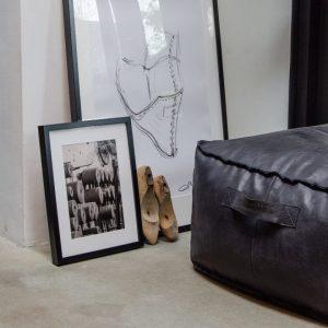 Hocker van Shabbies - wonen en lifestyle webshop no28wonen