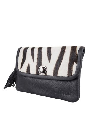 Chabo bags Coco Grand Petit tiger black - wonen & lifestyle