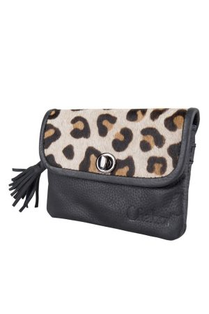 Chabo bags Coco Grand Petit panther black - wonen & lifestyle