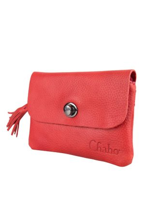 Chabo bags Coco Grand Petit red - wonen & lifestyle