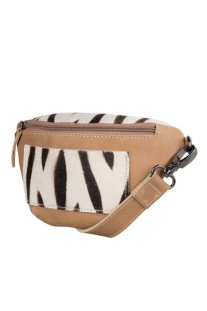 Chabo bags Hipster tiger sand - wonen & lifestyle