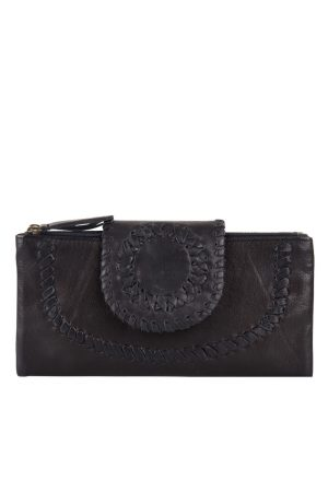 Chabo bags Ladies Wallet black - wonen & lifestyle