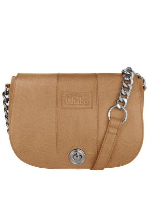 Chabo bags Tampa Chain camel - wonen & lifestyle