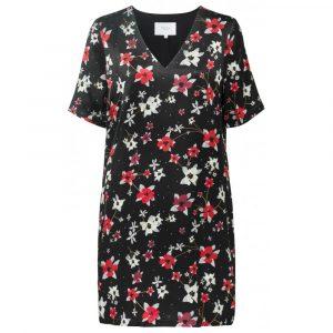 Yaya jurk met bloemenprint - wonen & lifestyle