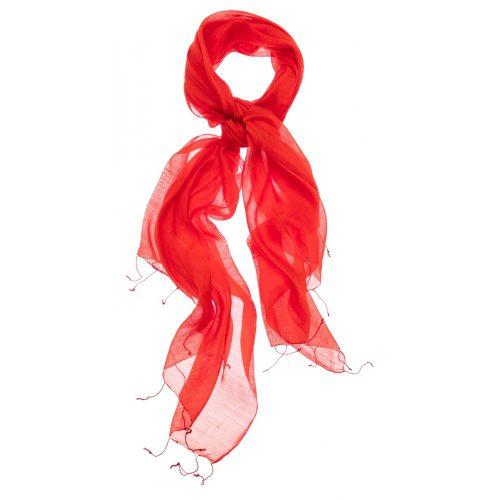 Yaya sjaal rood - wonen & lifestyle