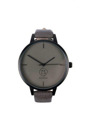 Zusss hip horloge leemgrijs - wonen & lifestyle