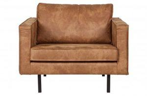 rodeo cognac fauteuil