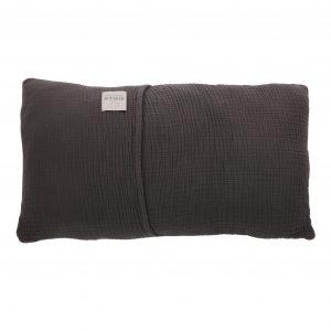 stapelgoed kussen waffel dark grey no28 wonen en lifestyle