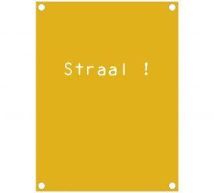 Tuinposter van Label-R -wonen en lifestyle webshop no28wonen