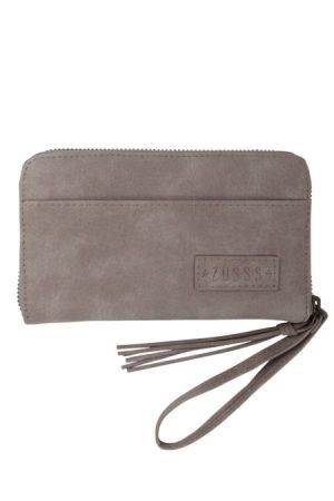 zusss leuke portemonnee warm grijs
