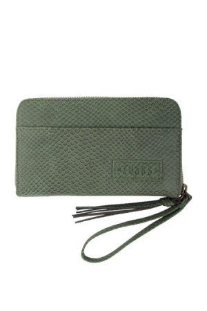 zusss leuke portemonnee schub groen