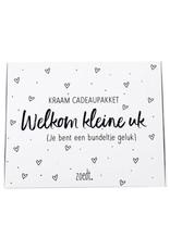 Kraam-cadeaupakket van Zoedt -wonen en lifestyle webshop no28wonen