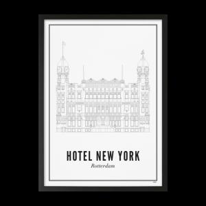 Wijck Hotel New York Rotterdam - wonen & lifestyle