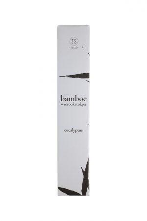 Zusss bamboe wierookstokjes eucalyptus - wonen & lifestyle