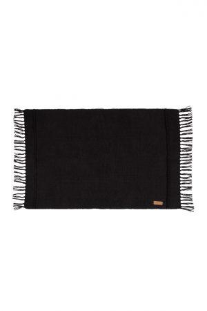 Zusss vloerkleed 60x90 zwart - wonen & lifestyle