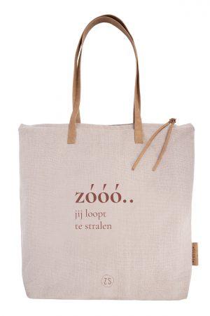 www.no28wonen.nl Zusss hippe boodschappentas zooo krijt