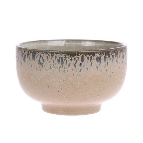 ceramic 70's bowl: bark