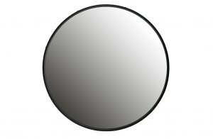 Lauren spiegel metaal xxl zwart no28wonen.nl