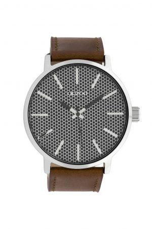 oozoo-timepieces-horloge-c10039-bruin-no28wonen.nl