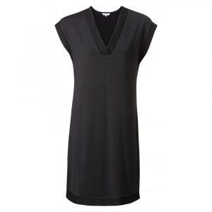 yaya basic jersey jurk zwart no28 wonen en lifestyle