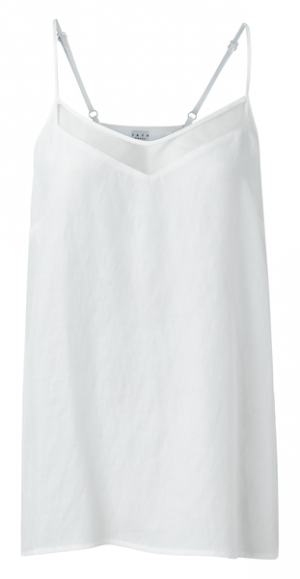 no28wonen.nl geweven blouse met twinset singlet