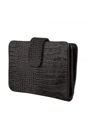 chabobags lola wallet croco black no.28 wonen dordrecht