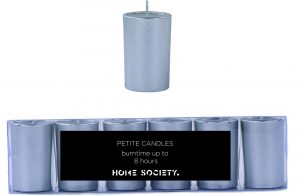 home society votive kaarsenset zilver wonen en lifestyle webshop no28wonen