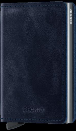 secrid slimwallet vintage blue no28 wonen en lifestyle