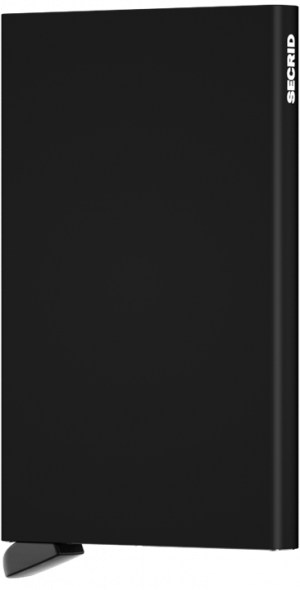 secrid card protector black no28 wonen en lifestyle
