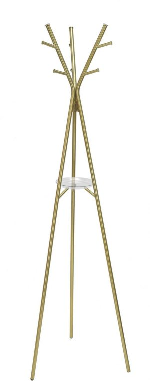 Present time coat rack Deer gold no28 wonen en lifestyle