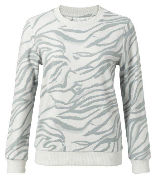 yaya sweater dierenprint no28wonen.nl