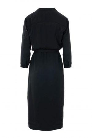 Zusss-leuke-lange-jurk-zwart - wonen en lifestyle webshop no28wonen