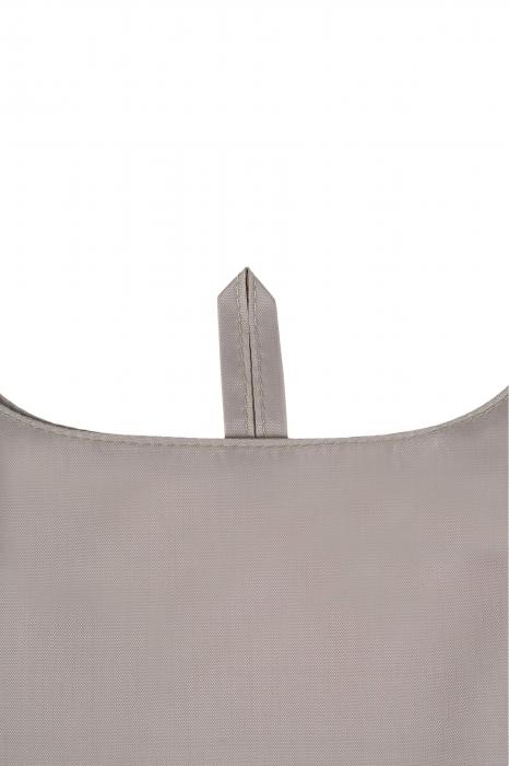 Zusss nylon tasje lichtgrijs Ca-va no28wonen en lifestyle webshop