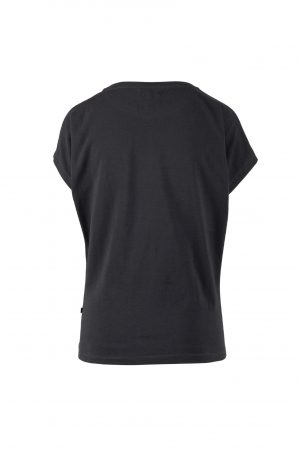 zusss tof basic t-shirt la vie grafietgrijs - wonen en lifestyle webshop no28wonen