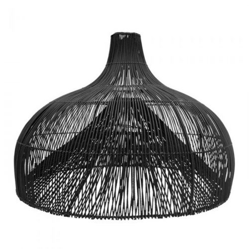 Earthware hanglamp Maggie black xl no28wonen