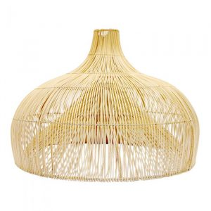 Earthware hanglamp Maggie naturel xl no28wonen