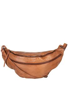 Chabo bum bag camel no28wonen