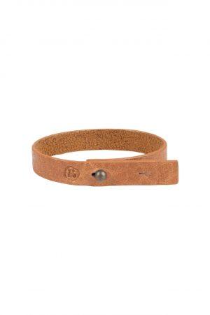 Zusss leuke armband bruin gevlokt no28wonen en lifestyle webshop