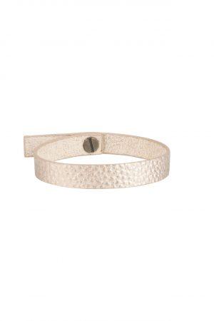 Zusss leuke armband goud metallic no28wonen en lifestyle